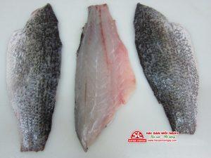 cá chẻm phi lê