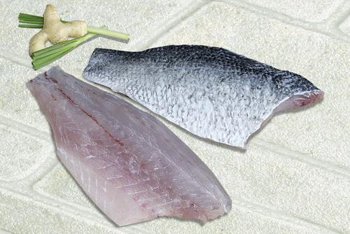 Cá chẻm thịt