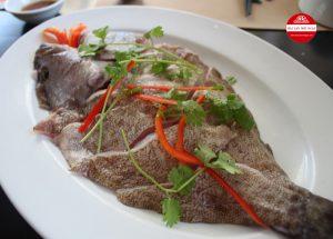 cá mú nấu lẩu