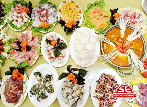 Dinh dưỡng từ hải sản