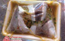 cá mối ướp sả