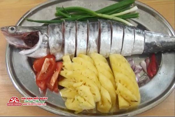 cá thu dứa