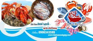 hải sản mỗi ngày